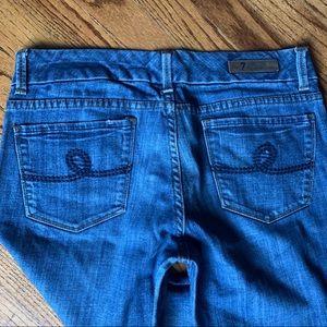 Seven7 Bootcut Stretch Jeans Sz 32